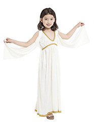 Fairytale Goddess Cosplay Cosplay Costumes Party Costume Kids Halloween Carnival Festival/Holiday Halloween Costumes Vintage