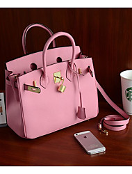 Women Bags All Seasons Cowhide Shoulder Bag for Casual Outdoor Black Blushing Pink Wine