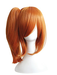 cheap -Cospoay Anime Wig Single Tail Tigers Holder LoveLive Fruit Fruit Wig 16inch