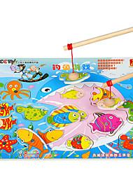 economico -Danniqite Magneti giocattolo Giocattoli di pesca Gioco educativo A calamita Taglia grande Quadrato Prodotti per pesci Per bambini Regalo