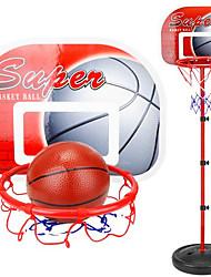 Недорогие -Мячи Баскетбольные игрушки Детские игры с ракеткой Спортивные товары Баскетбол Железо Чугун Детские Мальчики Игрушки Подарок