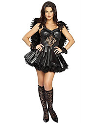 Angel/Devil Cosplay Cosplay Costumes Party Costume Female Halloween Carnival Festival/Holiday Halloween Costumes Others Vintage