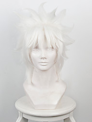 economico -Parrucche Cosplay Cosplay Cosplay Anime Parrucche Cosplay 40 CM Tessuno resistente a calore Unisex