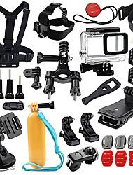 economico -Accessori Kit All'aperto Tutto in 1 Elastico Facile da usare Multifunzione Per Videocamera sportiva Tutte le videocamere d'azione Tutti