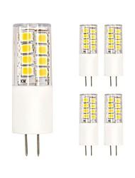 3W G4 LED Doppel-Pin Leuchten T 35 Leds SMD 2835 Warmes Weiß Kühles Weiß 220lm 2800-3500;5000-6500