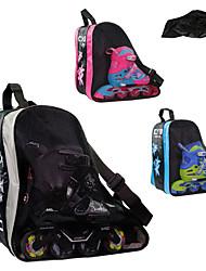 Skating Backpack Skateboard Backpack for Ice Skating cm Dust Proof Children's Women's Men's Adult Nylon