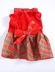Hund Kleider Hundekleidung Weihnachten Herzen Rot