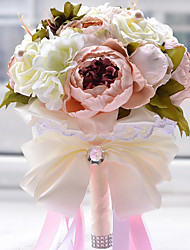 Luxury Wedding Floral Bridal Hand Holding Bouquet Party Decoration