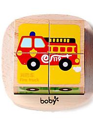 baratos -Blocos de Construir Quebra-Cabeça Jogos de Madeira Brinquedo Educativo Clássico Legal Para Meninos Dom