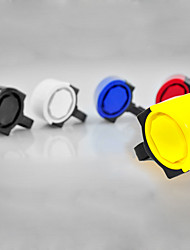 cheap -Bike Bell Recreational Cycling Mountain Bike/MTB Engineering Plastics White Black Yellow Red Blue