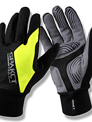 cheap -Sports Gloves Touch Gloves Bike Gloves / Cycling Gloves Sports Gloves Keep Warm Windproof Wearable Thick Reduces Chafing Skidproof