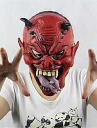 La nuova maschera dell'inferno della mascherina di Halloween copre le mascherine spaventose del mostro del partito di lattice di alta