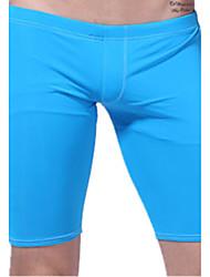 Per uomo Slip, shorts e pantaloni Tinta unita Sport Solidi