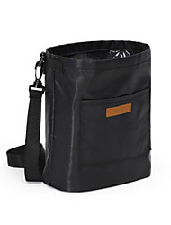 Unisex Bags All Seasons Nylon Storage Bag for Casual Black