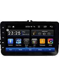 Rungrace android 6.0.1 8 hd1080p 2 din écran tactile voiture radio vw golf / polo / skoda rl-525agn05