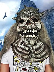 Halloween faccia piena faccia orrore mascherata maschera maschera costume partito in movimento tema vestito maschera maschera viso
