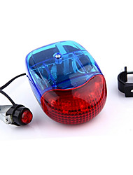 cheap -Bicycle Bell 6LED 4Tone Horn for Bicycle Bike Bells Car LED Bike Light Electronic Siren for Kids Bike Accessories Scooter