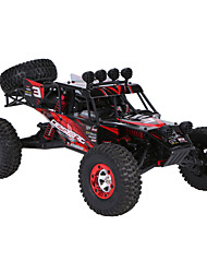 abordables -Coche de radiocontrol  2.4G Off Road Car Alta Velocidad 4WD Drift Car Buggy Todoterreno Monster Truck Bigfoot Carro de Carreras 1:12 40