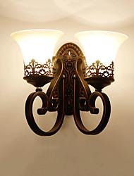 60 E26/E27 Moderno/Contemporaneo Galvanizzato caratteristica for LED,Luce ambient Luce a muro