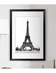 cheap -Framed Canvas - Landscape PS Illustration