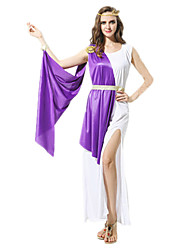 abordables -Conte de Fée Cosyumes Romains Cosplay Costume de Cosplay Costume de Soirée Femme Halloween Carnaval Fête / Célébration Déguisement