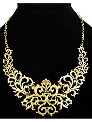 Choker Necklaces Women's  Statement Necklaces  Alloy Euramerican Fashion  Elegant  Business Party Movie Jewelry
