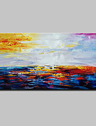 Large Size Hand Painted Canvas Oil Paintings Modern Abstract Wall Picture For Home Decoration No Frame