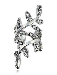 Women's Stud Earrings Clip Earrings Earrings Set Unique Design Geometric Multi-ways Wear Simple Style Metal Alloy Chrome Rhinestones