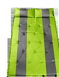 cheap -Sleeping Pad Self-Inflating Camping Pad Outdoor Keep Warm Inflated Thick 100 Camping / Hiking Outdoor All Seasons