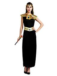 preiswerte -Ägyptische Kostüme ca. 1,50 m breites Doppelbett Cosplay Kleopatra Cosplay Kostüme Party Kostüme Frau Halloween Karneval Fest / Feiertage