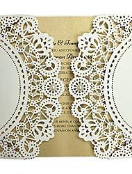 economico -Piegato a cancello Inviti di nozze-Invito Cards Invito campione Biglietti per la Festa della mamma Cartoline di auguri per il neonato