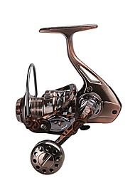 Mulinelli da pesca Mulinelli per spinning Lenze da carpa Lenze da pesca nel ghiaccio 5.2:1;4.9:1 13 Cuscinetti a sfera Intercambiabile