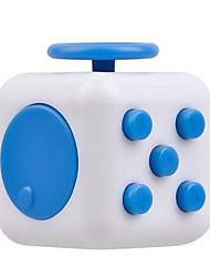 cheap -Fidget Toys Fidget Cube Stress Relievers Toys Square Silicon Rubber Pieces Unisex Gift