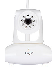 EasyN® 2.0 MP PTZ IP Camera 2.8-8mm Optical Zoom H.264 Indoor WIFI IR-cut 	Motion Detection