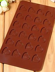 Недорогие -Инструменты для выпечки силикагель Для шоколада Наборы посуды для выпечки 1шт