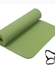 baratos -Yoga Mats Non-Slip TPE Média mm para