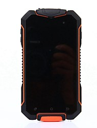 abordables -Oeina XP7700 4.5 4.1-4.5 pouce Smartphone 3G ( 512MB + 8GB 1 MP 2 MP Quad Core 3000 )