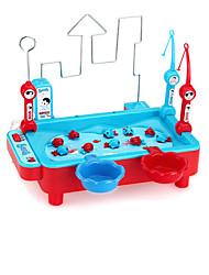 Недорогие -Рыболовные игрушки Обучающая игрушка Рыбки Магнитный Электрический Мальчики Девочки Игрушки Подарок