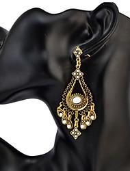 Women's Drop Earrings Unique Design Pendant Tassel Friendship Personalized Classic Hip-Hop Elegant Rock Oversized Hypoallergenic
