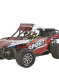 preiswerte -RC Auto WL Toys K929-4 2.4G Off Road Auto High-Speed 4WD Treibwagen Buggy SUV 1:18 Bürster Elektromotor 40 KM / H Fernbedienungskontrolle