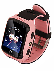 cheap -Kids' Watches M05 for Android GPS / Long Standby / Hands-Free Calls / Games / Touch Screen Call Reminder / Activity Tracker / Sleep Tracker / Find My Device / Alarm Clock / 1 MP / Camera