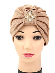cheap -Women's Fashion Floppy Bucket 8 Colors To Choose Turban Hat & Cap