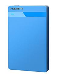 Sedile hds2120-bl mobile hard disk box senza viti usb2.0 sata blu