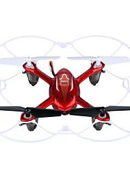RC Drone X11C 4CH 6 Eixos 2.4G Com Câmera HD de 2.0MP Quadcópero com CR Quadcóptero RC Controle Remoto Câmera Cabo USB 1 Bateria Por