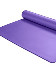NBR Yoga Mats Non-Slip (0.6 inch) 15 mm