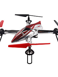 cheap -RC Drone WL Toys Q212G 4CH 6 Axis 2.4G With HD Camera 720P RC Quadcopter FPV LED Lights One Key To Auto-Return Failsafe Headless Mode