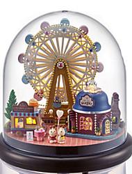 Недорогие -Набор для творчества Мячи колесо обозрения Игрушки Лошадь Пластик Стекло Куски Не указано День рождения Подарок