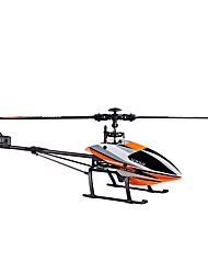 cheap -RC Helicopter WL Toys V950 6CH 6 Axis 2.4G Brushless Electric RTF Remote Control / RC Medium-sized Flybarless