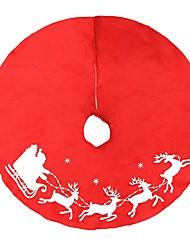 Jupe de noël arbre gecoration noël ornements pour la maison nouvelle année décoration de noel