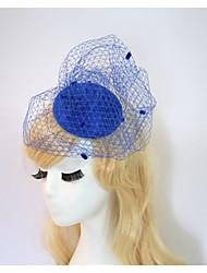 Недорогие -шляпы из фасонирующего материала шляпы головной убор классический женский стиль